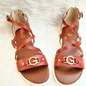 G by Guess gladiator sandal
